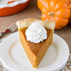 Bake a pumpkin pie - Bucket List Ideas