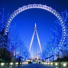 Take a ride on a Ferris Wheel - Bucket List Ideas