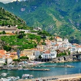 Holiday - Amalfi coast, Italy - Bucket List Ideas