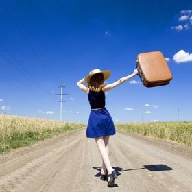 Travel By Myself - Bucket List Ideas