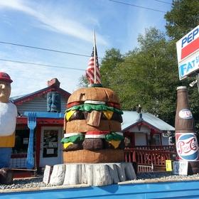 Eat at Fat Smitty's in Port Townsend, Washignton - Bucket List Ideas