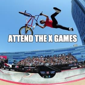 Attend the X Games - Bucket List Ideas