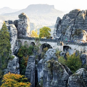 Visit Bastei Bridge, Germany - Bucket List Ideas