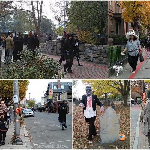 Celebrate Halloween in Salem, Massachusetts - Bucket List Ideas