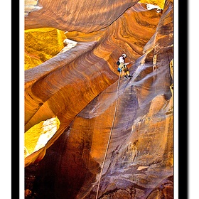 Visit the Utah Slot Canyons in Zion National Park - Bucket List Ideas