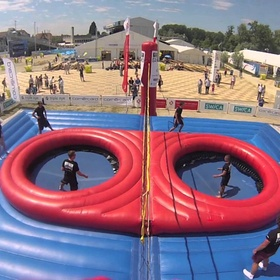 ⚜️Play a Bossaball Game - Bucket List Ideas