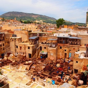 Visit the old medina in fes, morocco - Bucket List Ideas