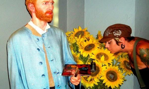 Go to the Van Gogh museum in Amsterdam - Bucket List Ideas