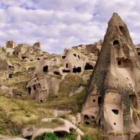 Experience the Fairy Chimneys in Cappadocia, Turkey - Bucket List Ideas