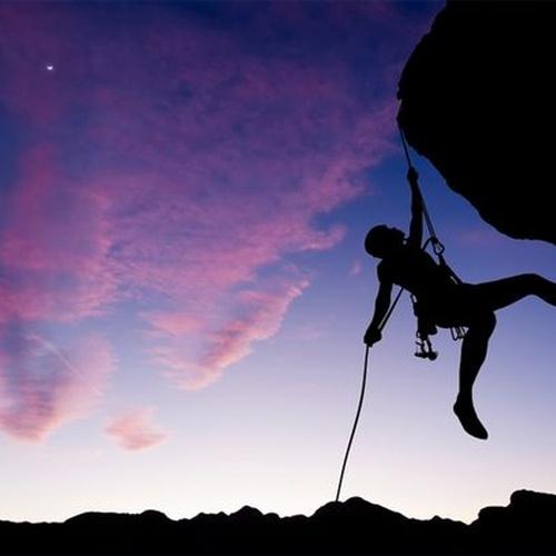 Go rock climbing - Bucket List Ideas