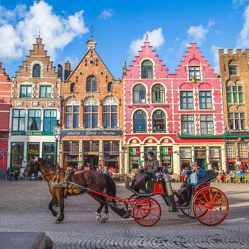 Visit Bruges, Belgium - Bucket List Ideas