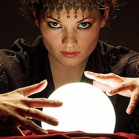 See a fortune teller! - Bucket List Ideas