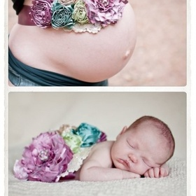 Having a Baby (or Babies) - Bucket List Ideas