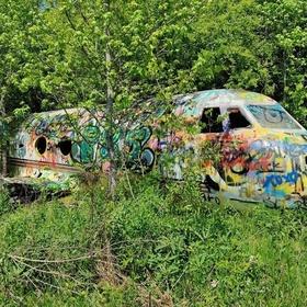 Explore the Cartersville abandoned plane - Bucket List Ideas