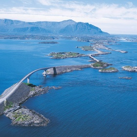 Drive on The Atlantic Road, Norway - Bucket List Ideas