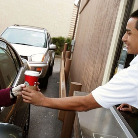 Pay for Someone's Meal Behind You in the Drive-Thru - Bucket List Ideas