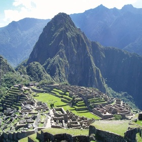 Visit Machu Picchu - Bucket List Ideas