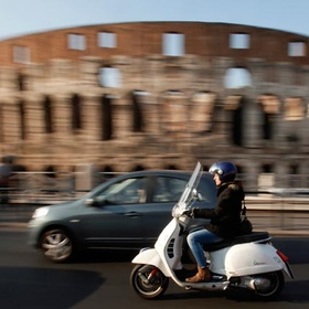 Hire and ride a scooter in Italy - Bucket List Ideas