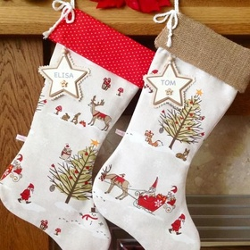 Christmas - Hang Stockings - Bucket List Ideas