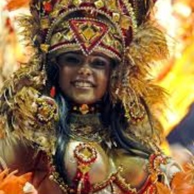 Go to the Carnival in Rio - Bucket List Ideas