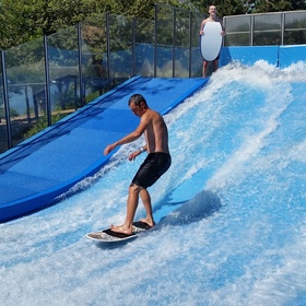Ride a surf simulator - Bucket List Ideas