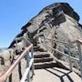 Walk the Granite Steps at Moro Rock - Bucket List Ideas