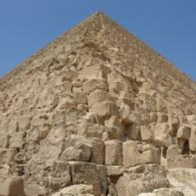 Stand at the Base of the Pyramids at Gizeh - Bucket List Ideas