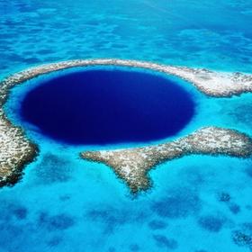 Dive into the 'Blue Hole' ~Belize - Bucket List Ideas
