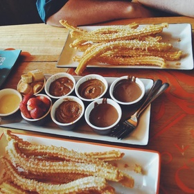 Eat Churros from San Churro - Bucket List Ideas