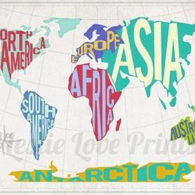 Visit all seven continents - Bucket List Ideas