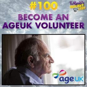 Become an AgeUK Volunteer - Bucket List Ideas