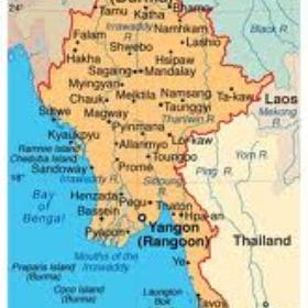 Travel Burma - Bucket List Ideas