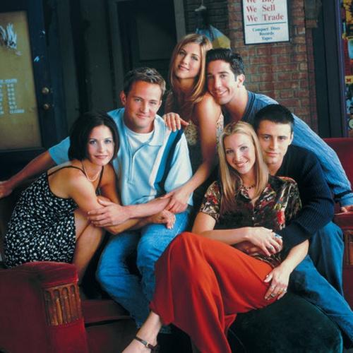 Watch all 10 seasons of friends - Bucket List Ideas