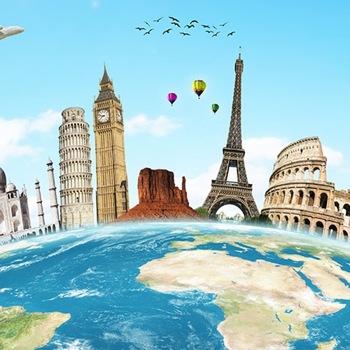 See The Many Wonders Of The World - Bucket List Ideas