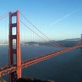 Drive on the golden gate bridge - Bucket List Ideas