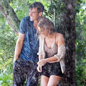 Get caught in the rain and get soaked with someone special - Bucket List Ideas