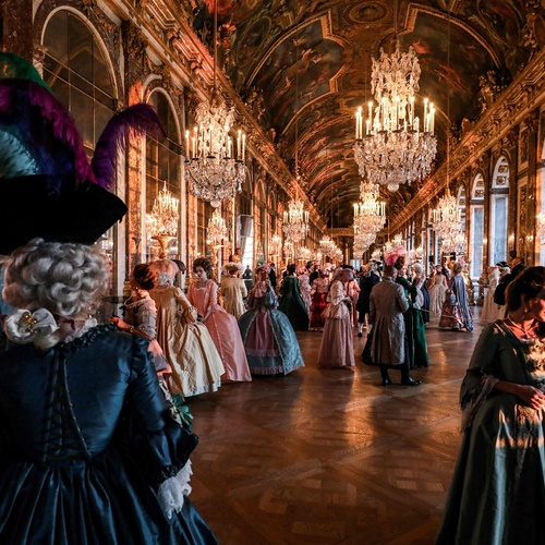 Attend Fêtes Galantes ball at the Château de Versailles ~Paris France - Bucket List Ideas