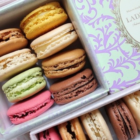 Have a Macaron at Laduree - Bucket List Ideas