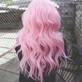 Have Pink Hair - Bucket List Ideas