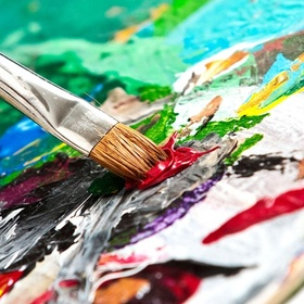 Take Painting Classes - Bucket List Ideas
