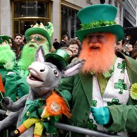 Celebrate Saint Patrick's Day In Ireland - Bucket List Ideas