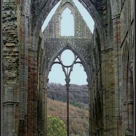 Visit the ruins of Tintern Abbey - Bucket List Ideas