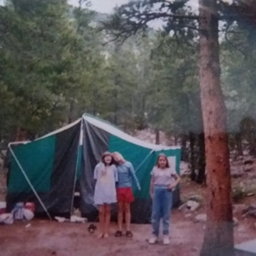 Go Camping In the Mountains - Bucket List Ideas