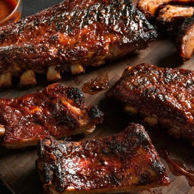 Eat Ten different barbecue - Bucket List Ideas