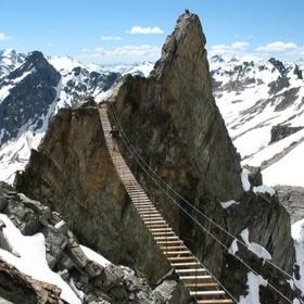 Hike/climb dolomites via ferrata - Bucket List Ideas
