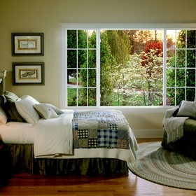 Have a window with a beautiful view - Bucket List Ideas