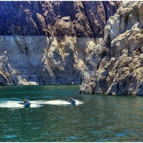 Jet Ski tour of Lake Mead - Bucket List Ideas