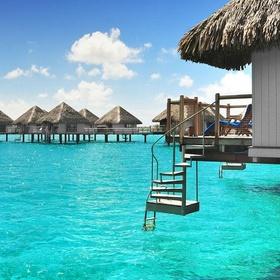 Stay in an Overwater Bungalow in Bora Bora - Bucket List Ideas