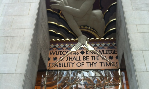 Visit the Rockefeller Center - Bucket List Ideas