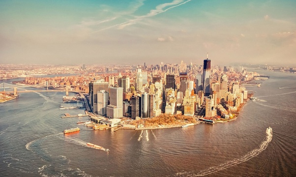 Go to New York City - Bucket List Ideas